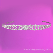 Hair ornament hairband elastic with trendy accessories
