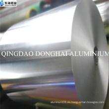 Láminas de aluminio (laminación)