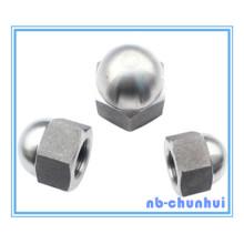 Engineering Machinery Nut Quartering Hammer Nut Hex Nut-Sb 40 M27 Sb 45 M30 Sb 50 M36
