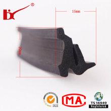 Tiras de vedação de borracha elástica flexível