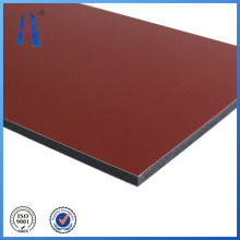 4mm/0.4mm PVDF Caoting Exterior Facade Panel