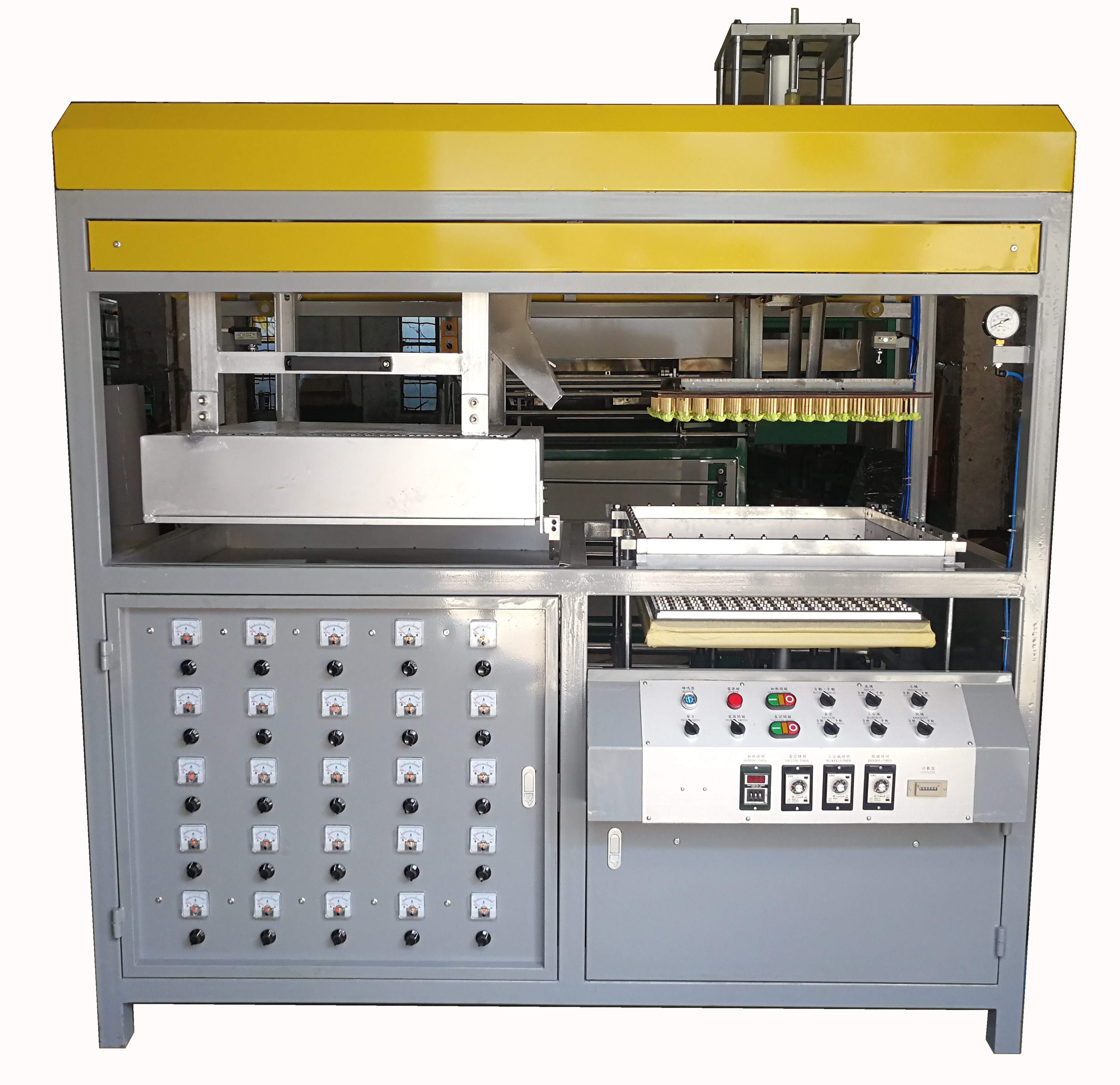 Blister Vacuum Forming Machine