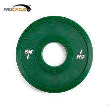 Wholesale Gym Rubber Used Bumper Plates For Sale