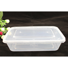 Disposable Microwave Food Container PP Plastic Box