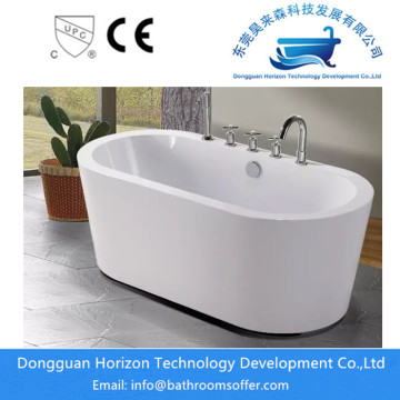 Cupc Air Bubble Massage Pedestal Bathtub