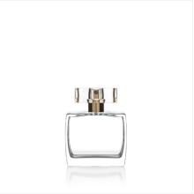 European Unisex Popular Design Perfume Glass Bottle 50ml