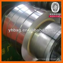 Feuille d'acier inoxydable 304L precison