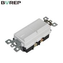 YGD-002 interruptor de luz inalámbrico de la pared del zócalo del hogar