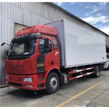 4x2 FAW 240HP Refrigerated Truck