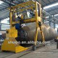 machine automatique de soudure de réservoir / machine de soudure de circonférence