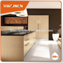 The best choice factory directly mdf modular kitchen cabinet color combinations