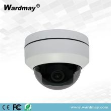 5.0MP 4X Zoom IR Dome IP PTZ Kamera