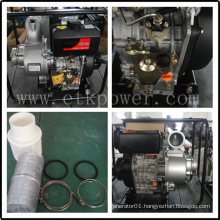 """Recoil Backup Diesel Water Pump (4"""")"""