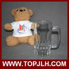 Chope à bière verre Transparent sublimation 22oz