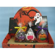 Halloween Pumpkin Ceramic Arts and Crafts (LOE2373C-6)