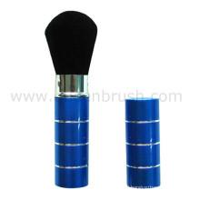 Hot Sale Blue Handle Black Hair Retractable Brush