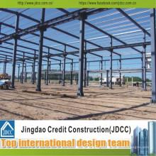 Edificios de estructura de acero prefabricados anticorrosivos