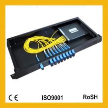 Best Price 1310/1490/1550nm 1X8 Fibra Optica PLC Splitter