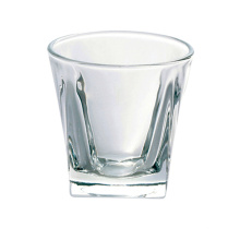 Cristal de whisky de vidrio de beber de 200 ml