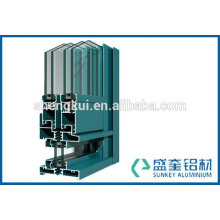 Chinese manufacturer of aluminium profiles with thermal break for aluminum profile for aluminum profile sliding windows