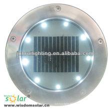 Vendible CE llevó tierra enterrado la luz Solar, metro lamp(JR-3201)