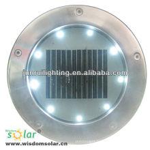 Lumière de sol enterré CE LED solaire vendable; kawaï lamp(JR-3201)