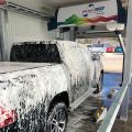 Leisu wash touch free équipement de lavage de voiture
