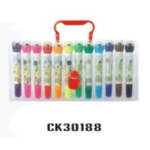 stamp water color marker