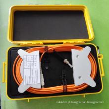 Caixa de lançamento OTDR de fibra óptica multimodo