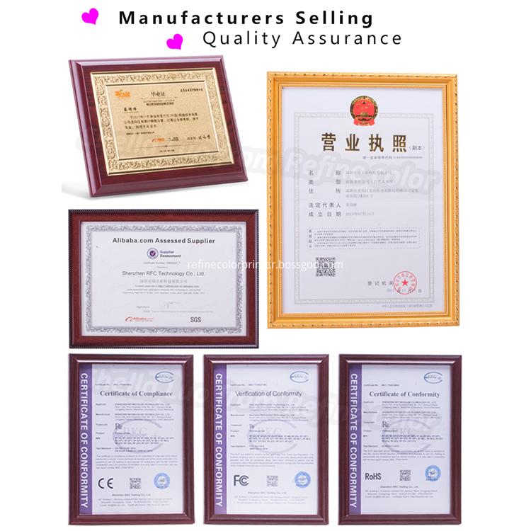 Hot Sale A3 Shoes Printers