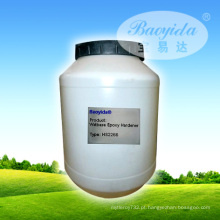 Revestimento de revestimento de superfície epóxi à base de água HS2766