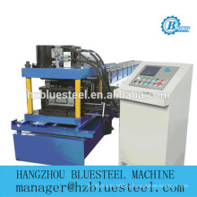 Высокоскоростная горячая машина CZ Purlin Roll Forming, дешевая машина для производства металлических перлинов
