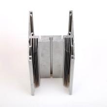 Carcaça do dissipador de luz do diodo emissor de luz Extrusão de alumínio com revestimento anodizado