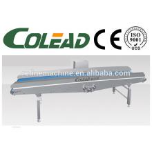 SUS304 Transportador / Transportador horizontal / Transportador de retorno / Transportador giratório / Equipamento de processamento de frutas
