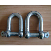 Adjustable stainless d shackle u shackle