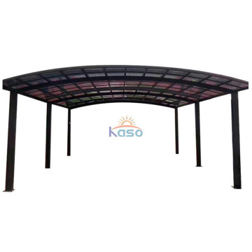 Car Shelter Canopy Aluminium Car Garage Telte