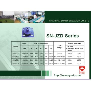 Anti-Vibration Pad für Aufzug (SN-JZD-1)