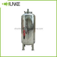 Tanque de almacenamiento del tratamiento del agua pura estéril del acero inoxidable del aislamiento 10t
