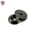 Pièce d'usinage de tour en laiton / acier inoxydable CNC