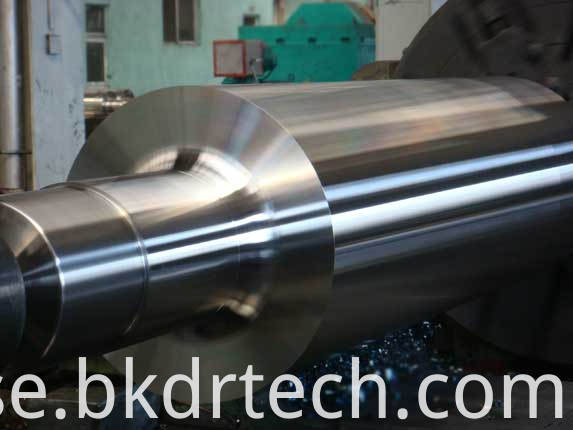 High Speed Steel Rolls