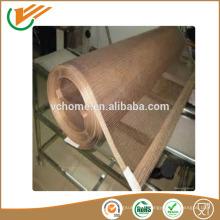 China Top 10 High Quality PTFE Teflon Coated Fiberglass teflon mesh conveyor belt