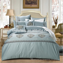 Alibaba Chines suppliers long-staple cotton flat sheet 60S bedding set