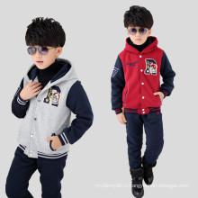 Высокое качество мальчик костюмы оптом Детская мода