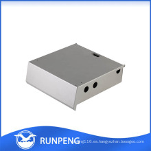 CNC Punching Aluminum Amplifier Case