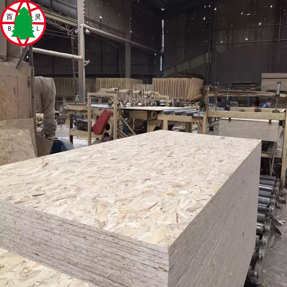 Osb chipboard manufacturer