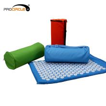 Eco-friendly Health Massage Acupressure Mat And Pillow Set