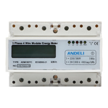 ANDELI ADM100TC 1.5-6A KWH energy meter