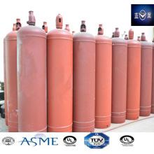 840L (1000kg) Carbon Steel Welded Gas Cylinder for Ammonia, Chlorine