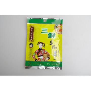Seafood hot pot Basismaterial 150 g-Packung
