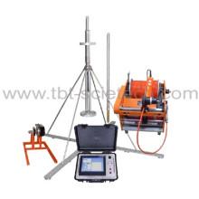 JJC-1EG Bohrlochbeton-Pfahlinklinometer-Bohrlochbeton-Pfahlerkennungs-SYSTEM